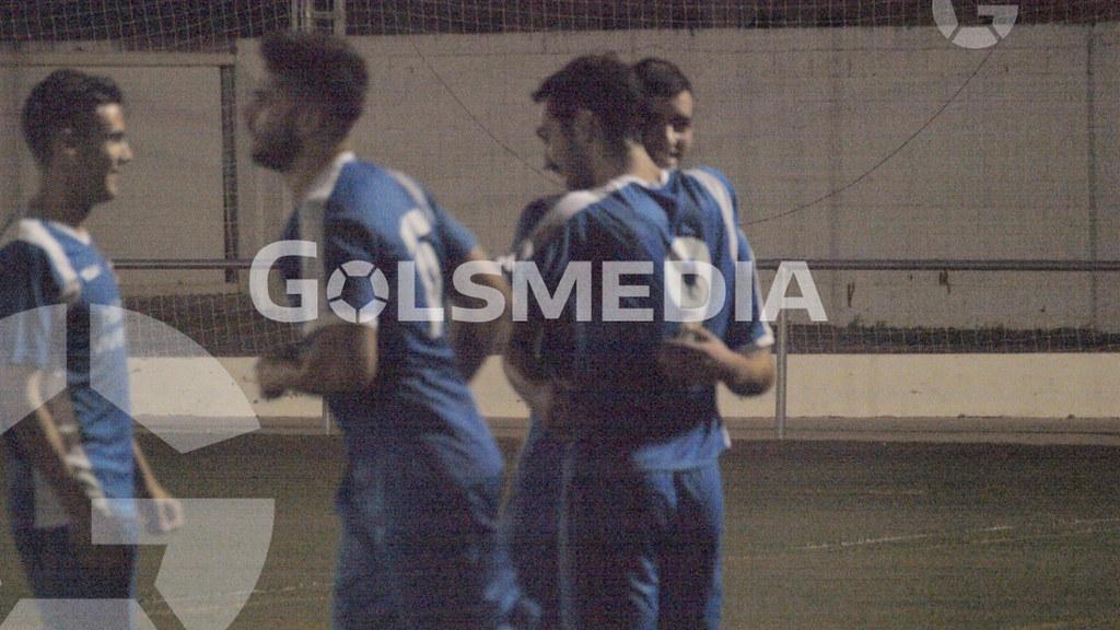 Club La Vall 4-0 Nules CF (07/10/2016), Jorge Sastriques