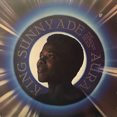 KING SUNNY ADE AND HIS AFRICAN BEATS:AURA(JACKET A)