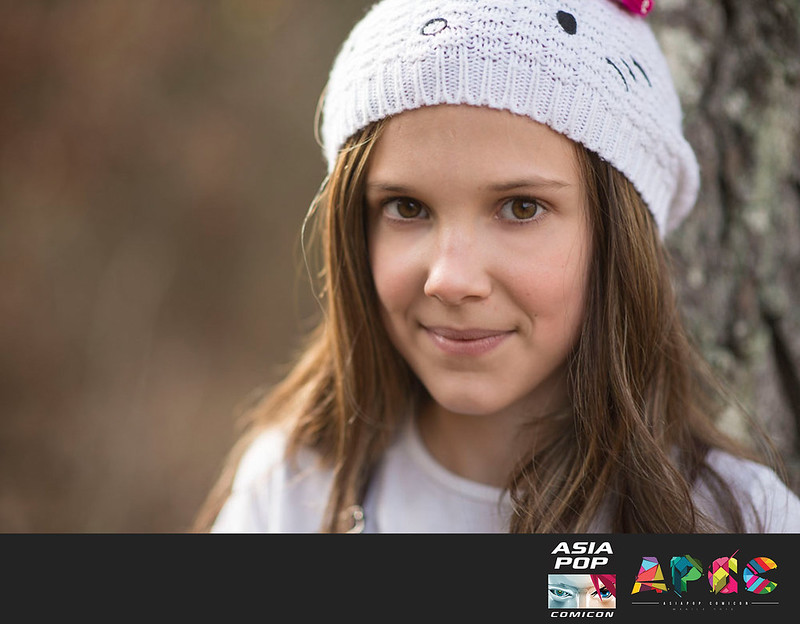 Young Hollywood Star Millie Bobby Brown to Bring 'Stranger Things' to APCC 2016