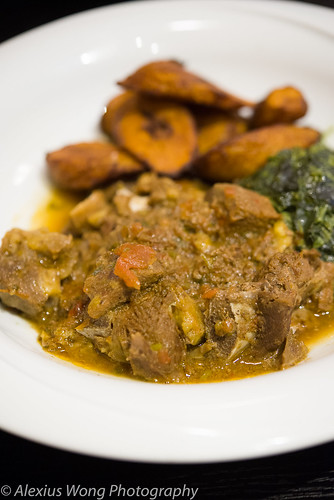 Mbuzi Mchuzi - Goat Stew