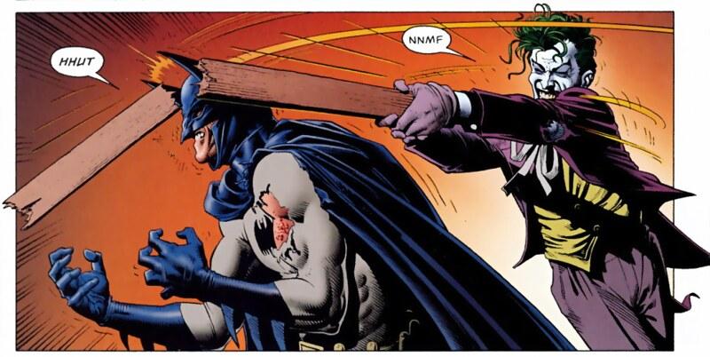 Batman - The Killing Joke - Comic Strip 7