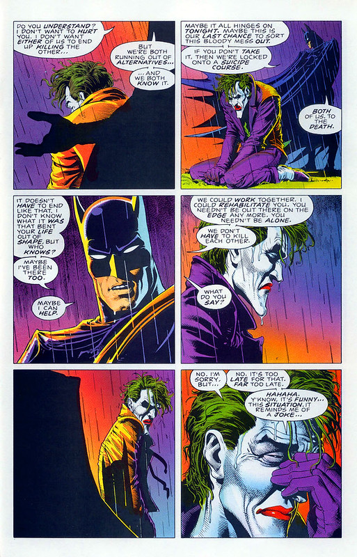 Batman - The Killing Joke - Comic Strip 8