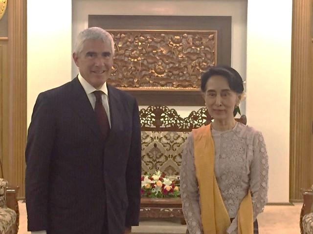 Missione in Birmania
