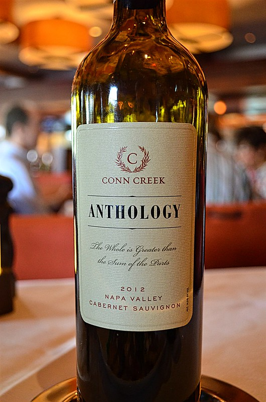 Conn Creek Anthology - A Mighty Fine Wine