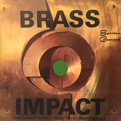 THE BRASS CHOIR:BRASS IMPACT(JACKET A)