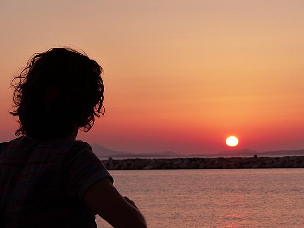 Paul coucher de soleil
