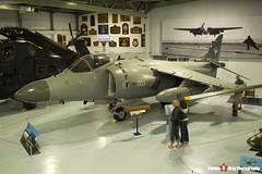 XZ499 003 - 912023 P32 - Royal Navy - British Aerospace Sea Harrier FA2 - 120807 - Fleet Air Arm Museum Yeovilton - Steven Gray - IMG_5994