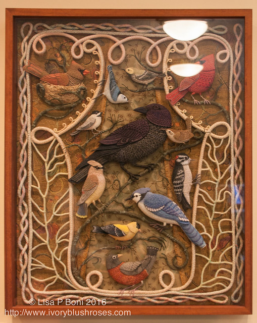 Salley Mavor, Birds of Beebe Woods