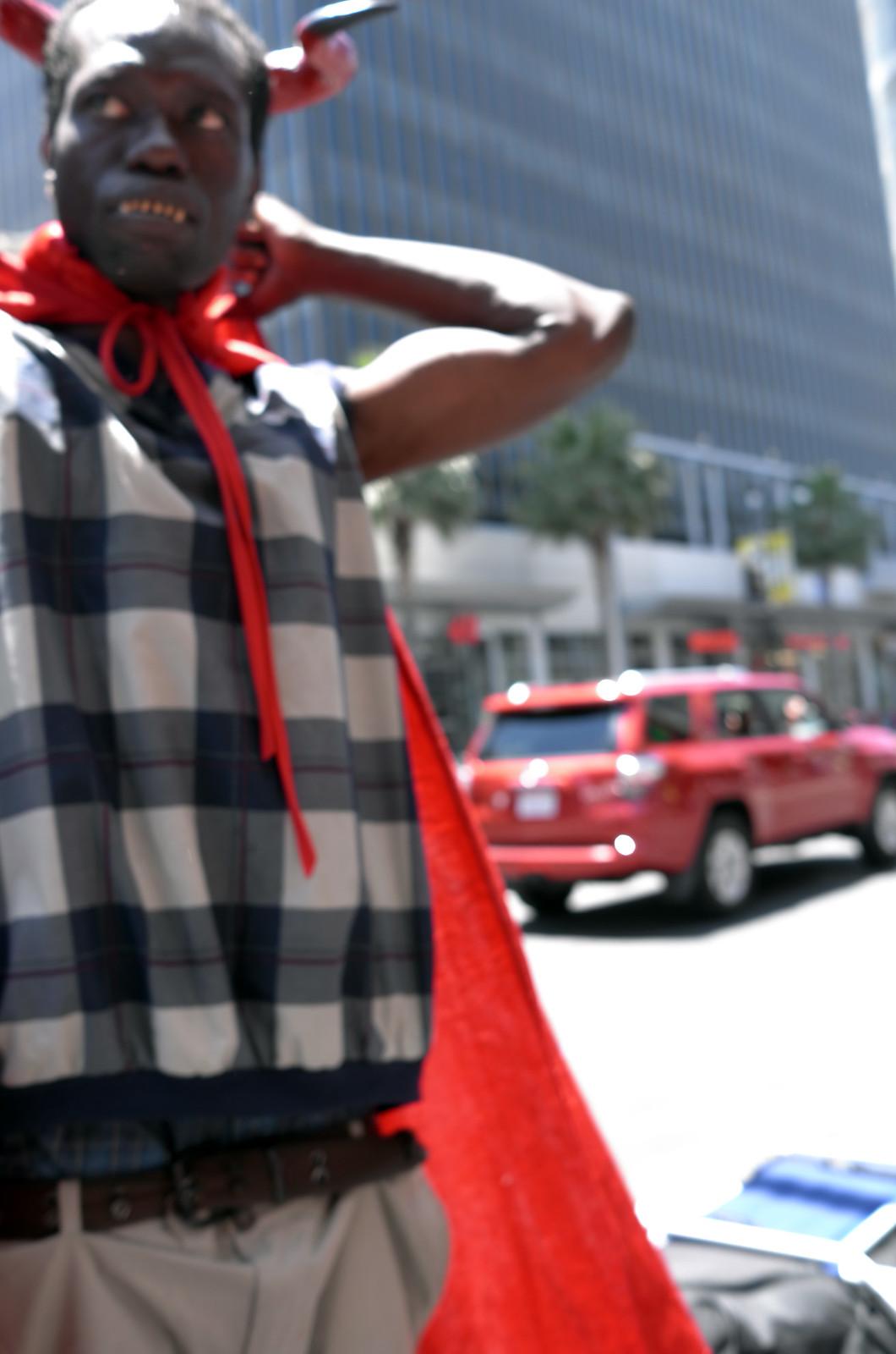 LA & the Downtown