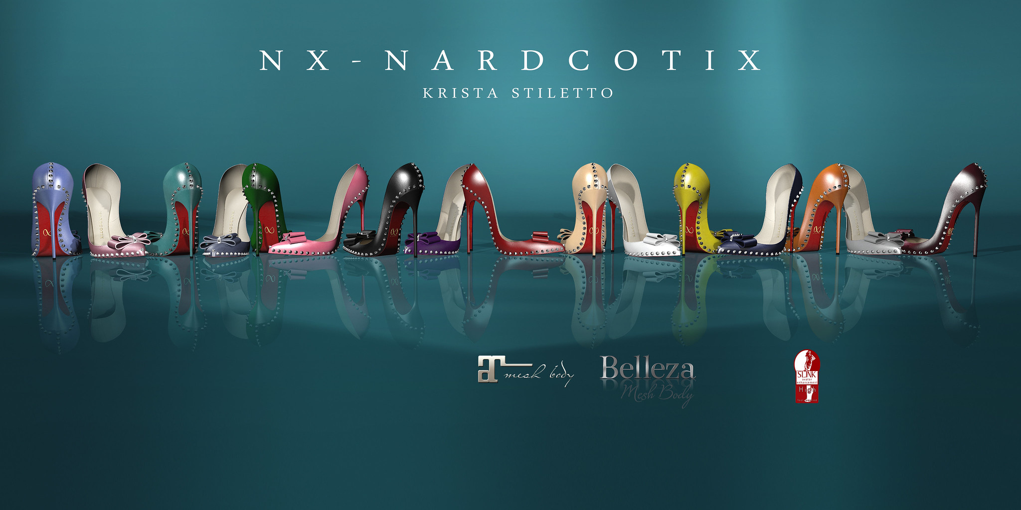NX-Nardcotix Krista Stiletto