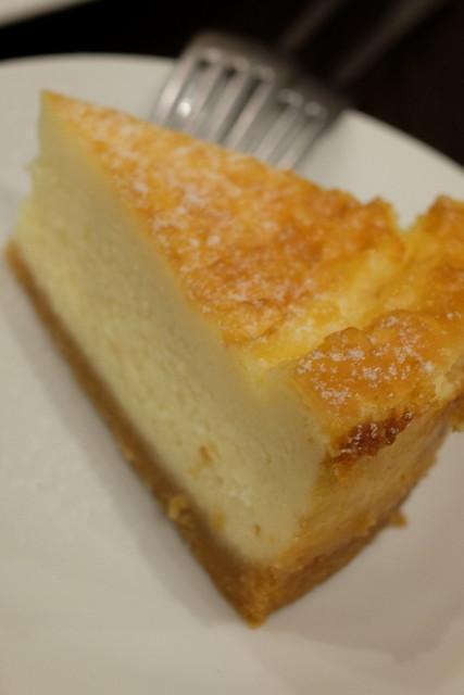 NewYork style cheese cake