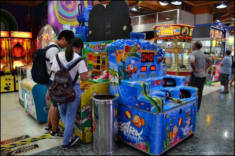 HK Dragon Centre Entertainment
