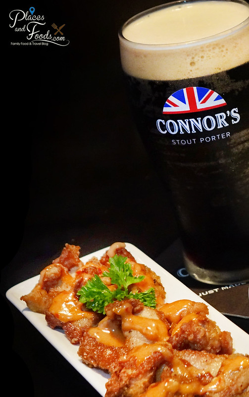 chapter one connors karaage