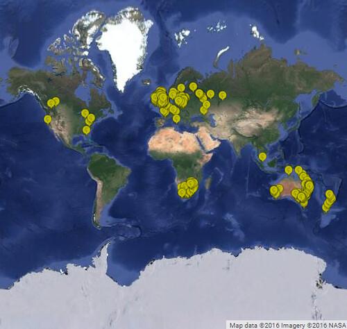 parkrunglobalmap