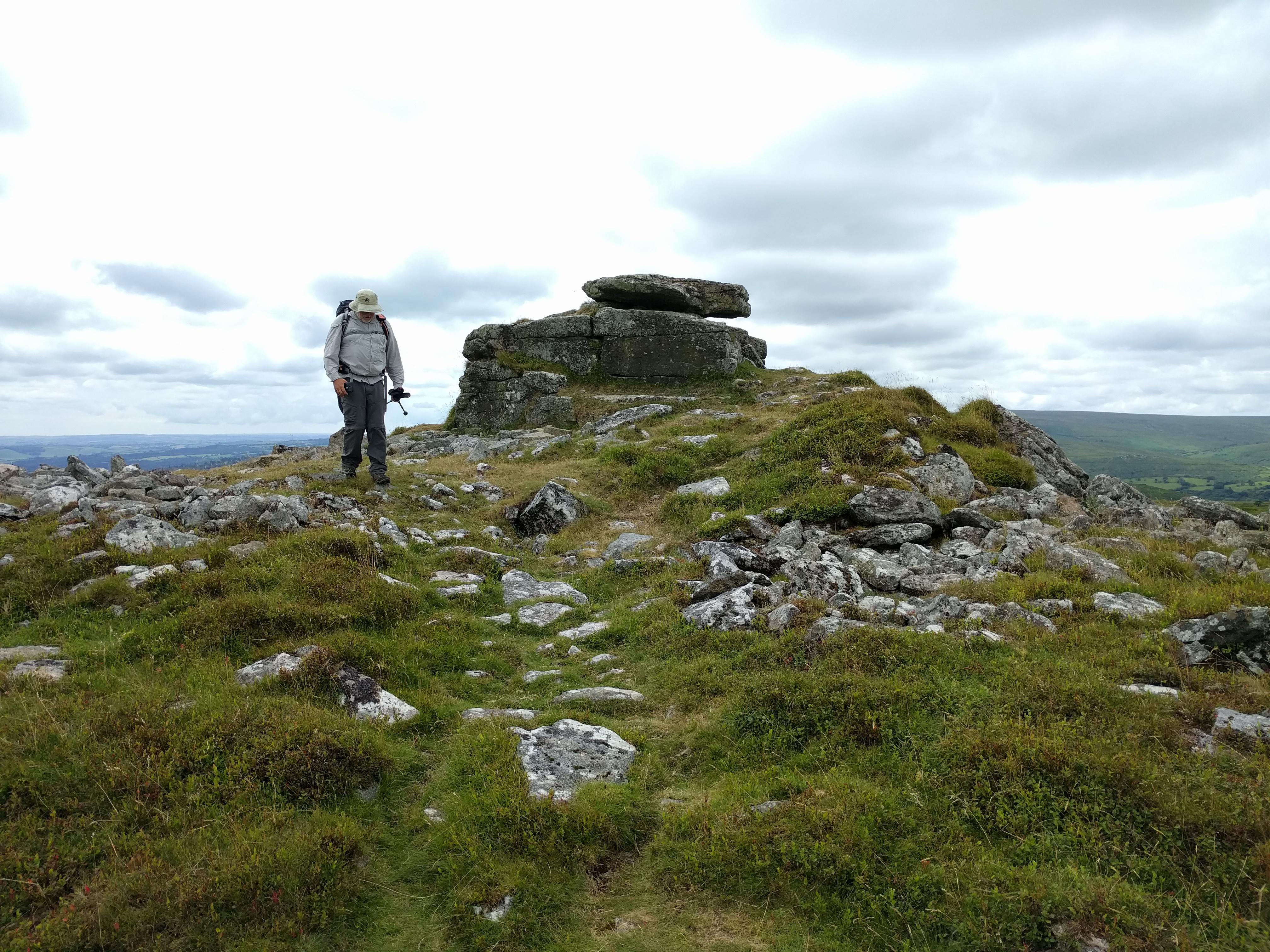 Corndon Tor #dartmoor #sh