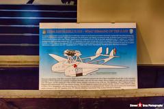 - - Italian Air Force - Savoia-Marchetti S.55X - Italian Air Force Museum Vigna di Valle, Italy - 160614 - Steven Gray - IMG_1075_HDR