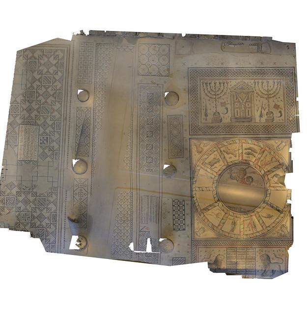 ortho-mosaic-hammat-tiberias
