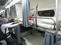 Sleeping Berth KTMB