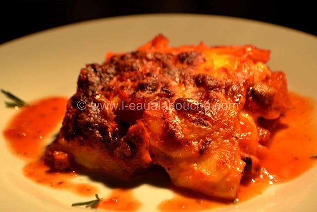 Lasagne aux Pommes de Terre au Chorizo © Ana Luthi Tous droits réservés 027