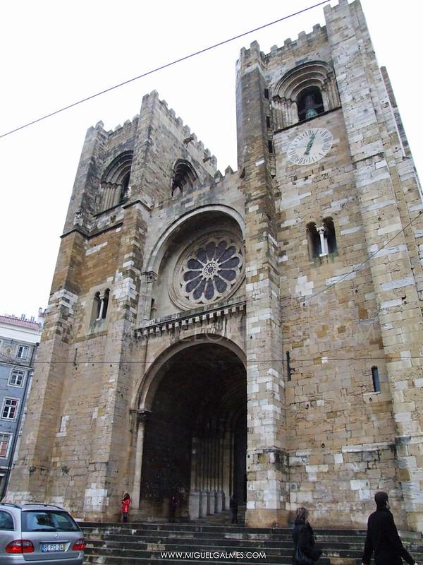 Lisboa. Catedral