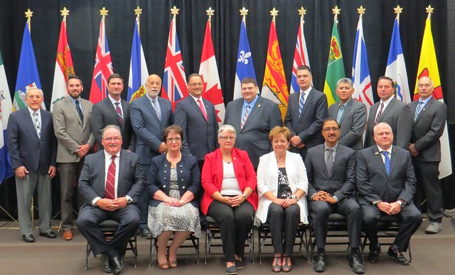 Federal, Provincial and Territorial ministers discuss Phase 2 of federal infrastructure plan