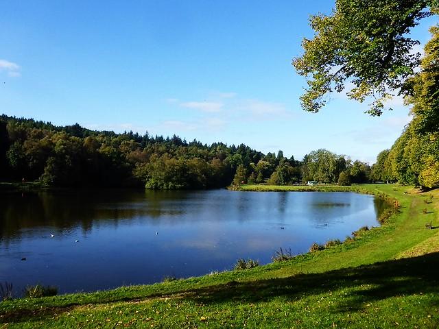 Callendar Park, Falkirk, Scotland