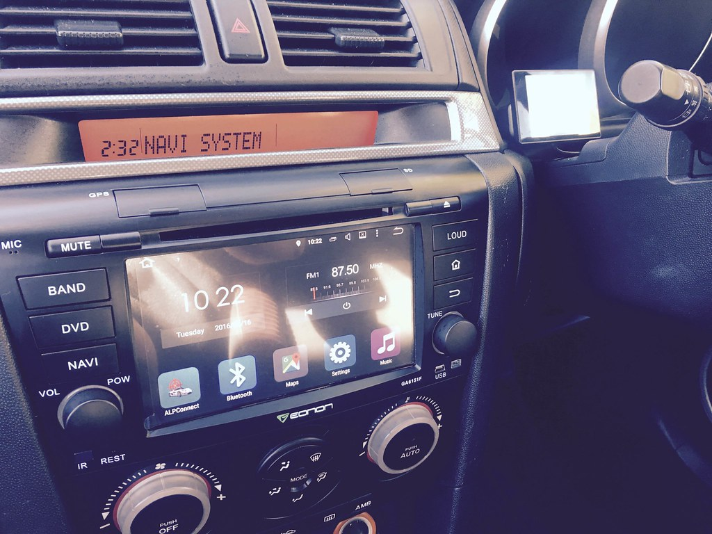 New Group Buy For Eonon Ga6151f Android 51 Car Dvd Mazda 3 2004 Wiring Diagram Awesome Installation Pics From Our Fans Shane Train Thank You So Much
