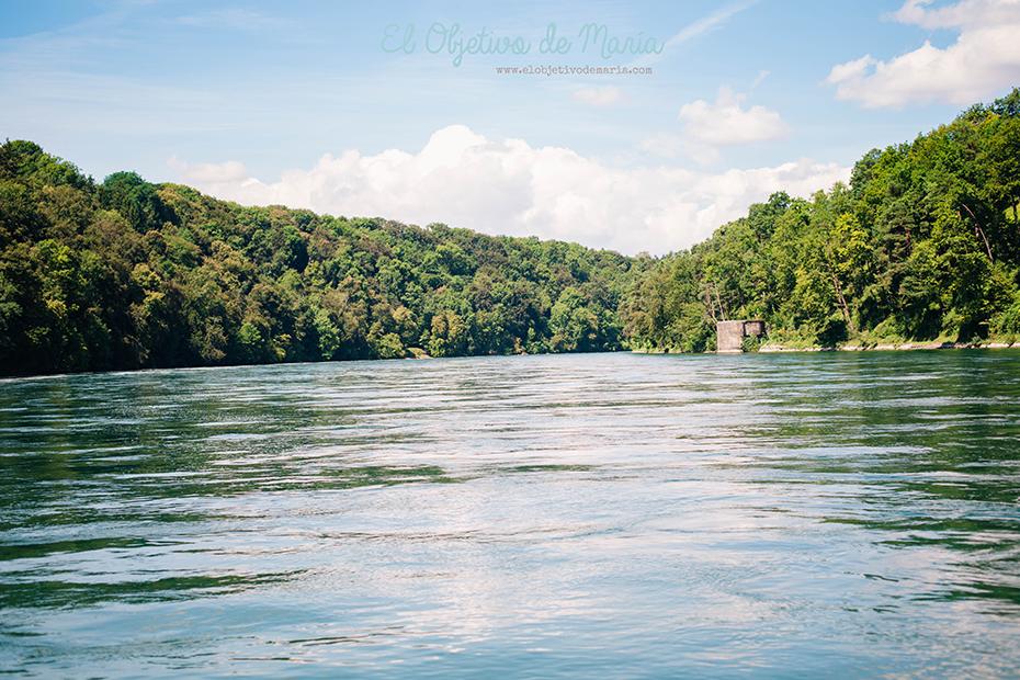 Lago del Rhin