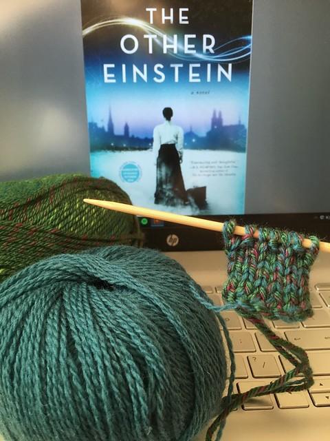 yarn along 092116