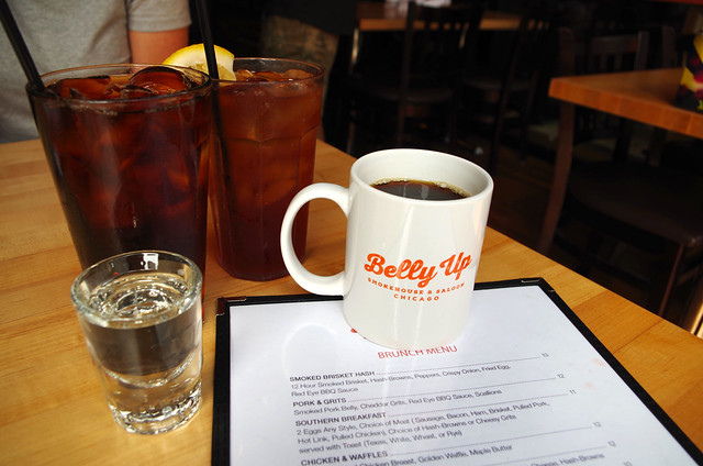 Belly Up Smokehouse & Saloon Brunch