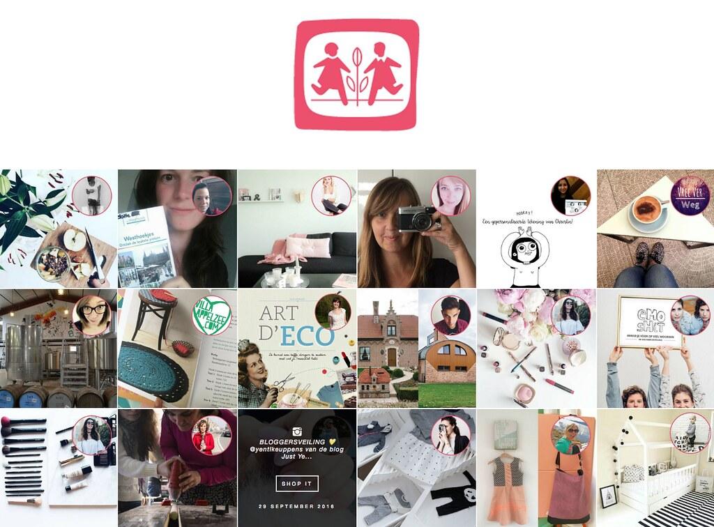 sos kinderdorpen - bloggersveiling