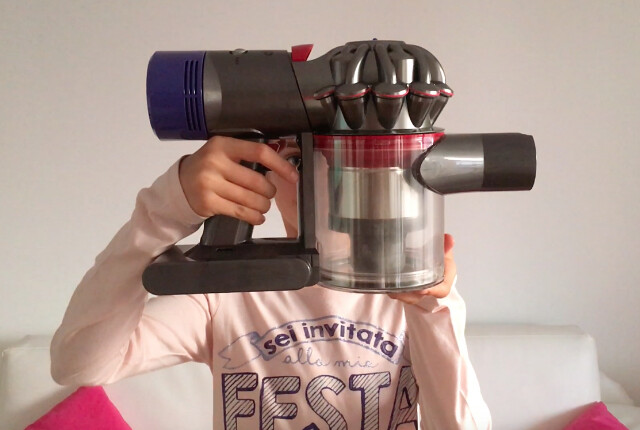 Nuovo Dyson V8 Absolute+