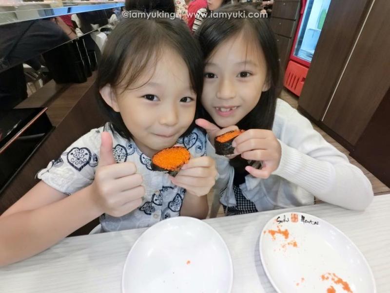 sushi mentai Singapore10yuki ng food review