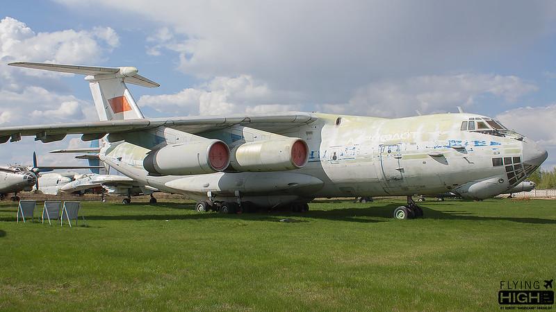 Aeroflot IL76