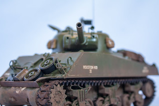 1/35 Scale - M4A3 Sherman Tank