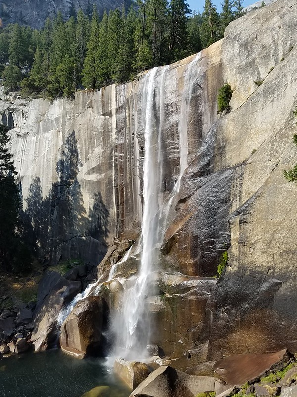 Yosemite National Park • Vernall Fall