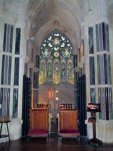 Kylemore Abbey Gothic Cathedral Prayers