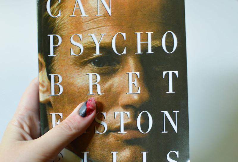 Book & Nail: American Psycho