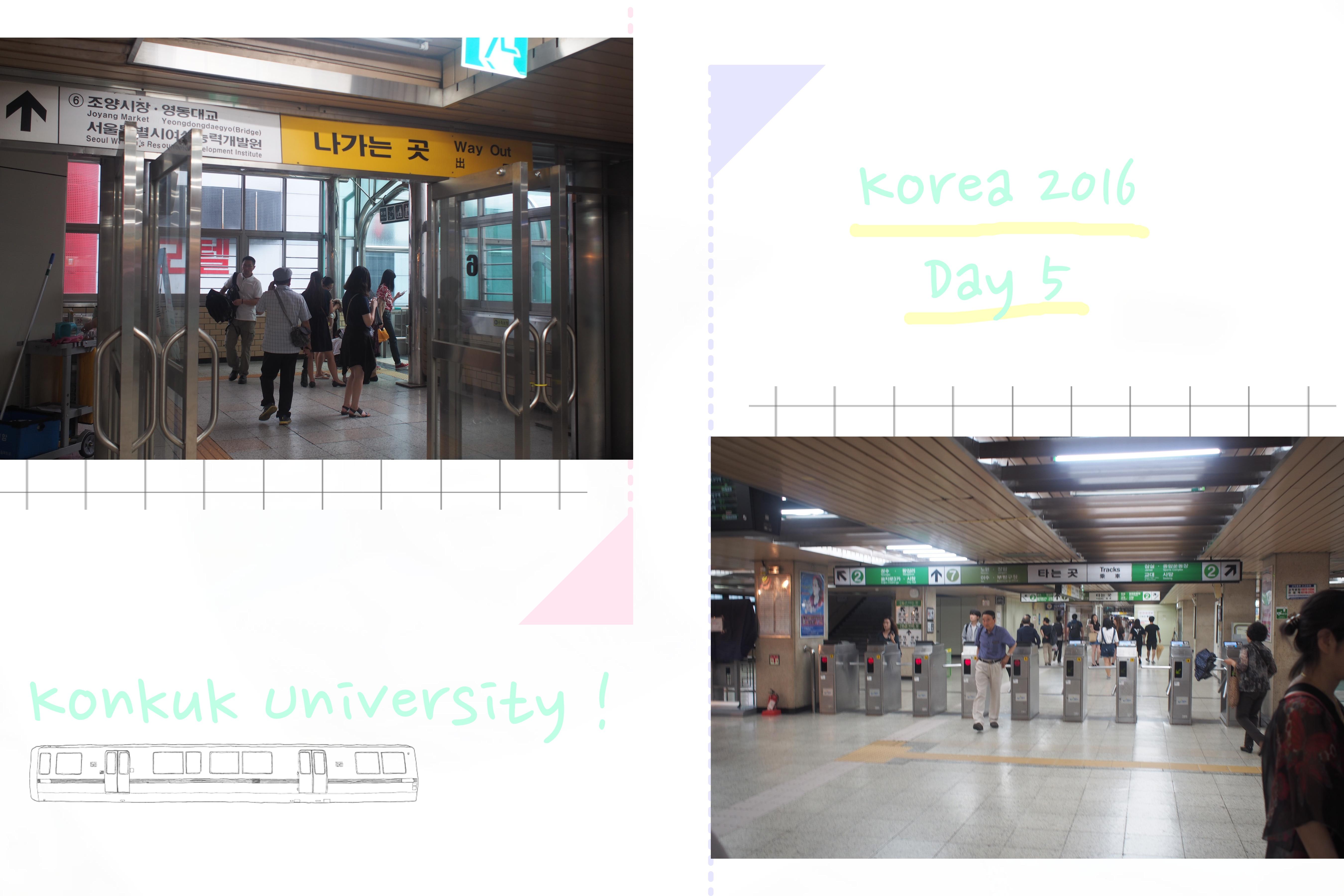 Konkuk University Station