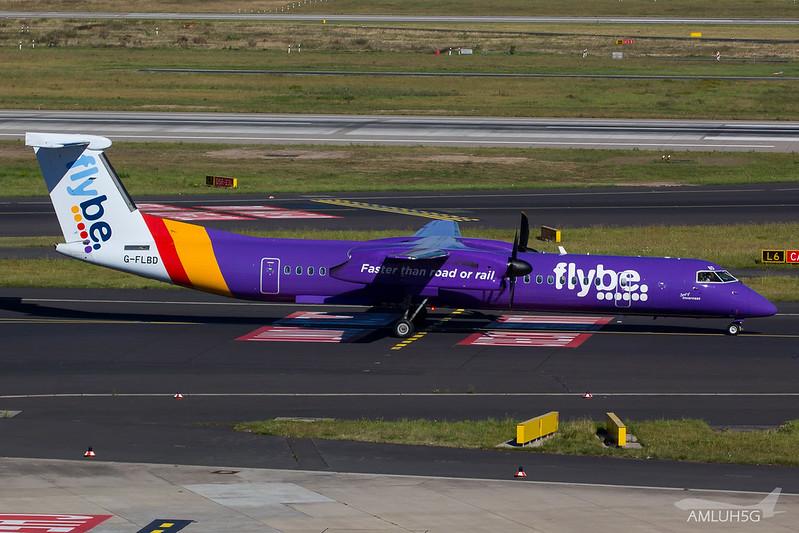 Flybe - DH8D - G-FLBD (1)