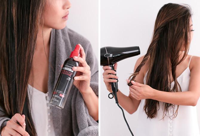 tresemme sea salt hair spray