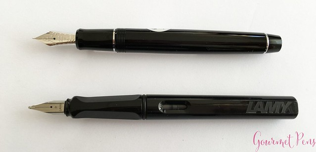Review @PilotPenUSA Custom Heritage 912 Soft-Fine @GoldspotPens 6