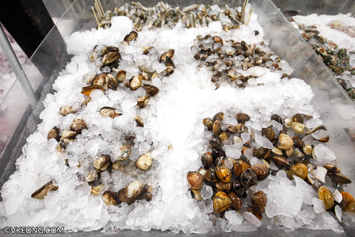 Mangkorn Seafood Bangkok Clams