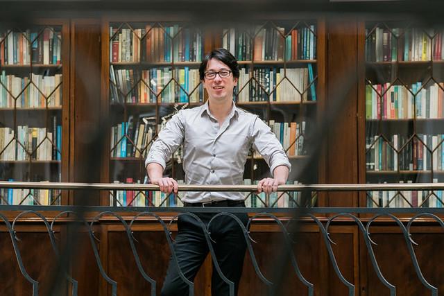 Lee Tsang © Patrick Mateer