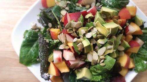 June Farmer's Market Salad
