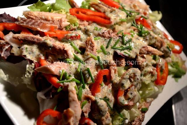 Salade de Filets de Maquereaux Sauce Moutarde © Ana Luthi Tous droits réservés 003