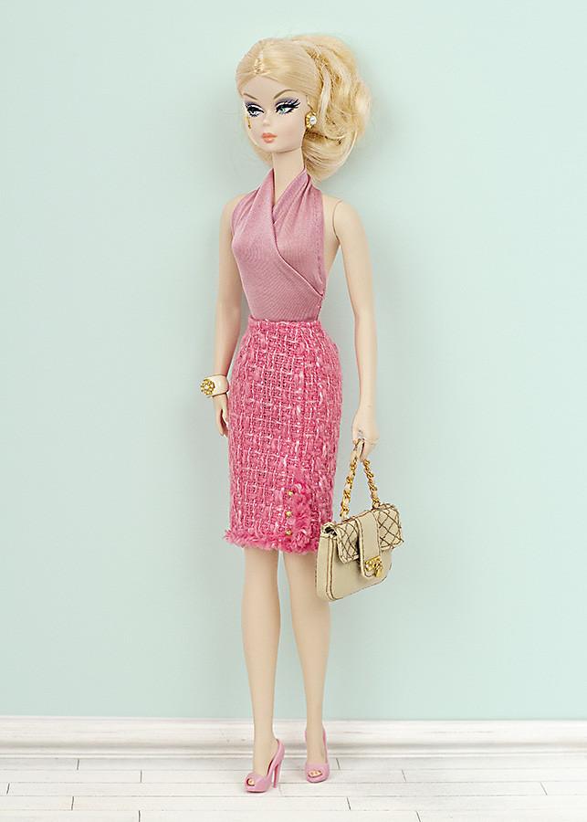 body para Barbie