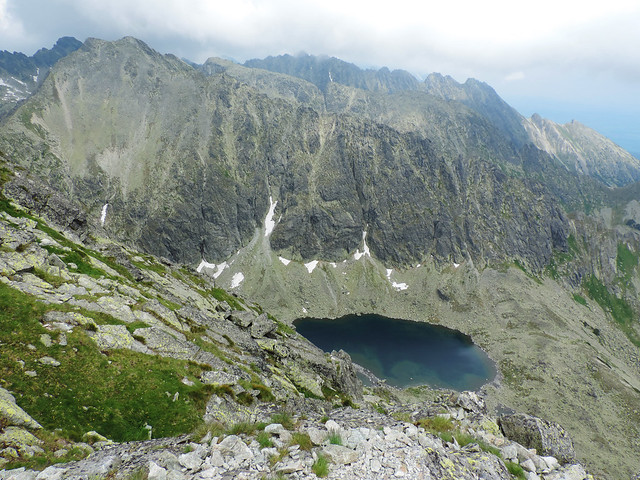 Day Hikes In The High Tatras: Hiking to Krivan