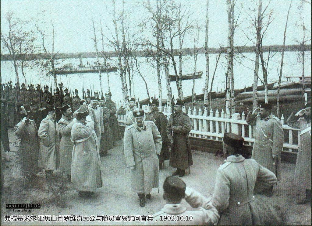 革命前的奥列舍克要塞06