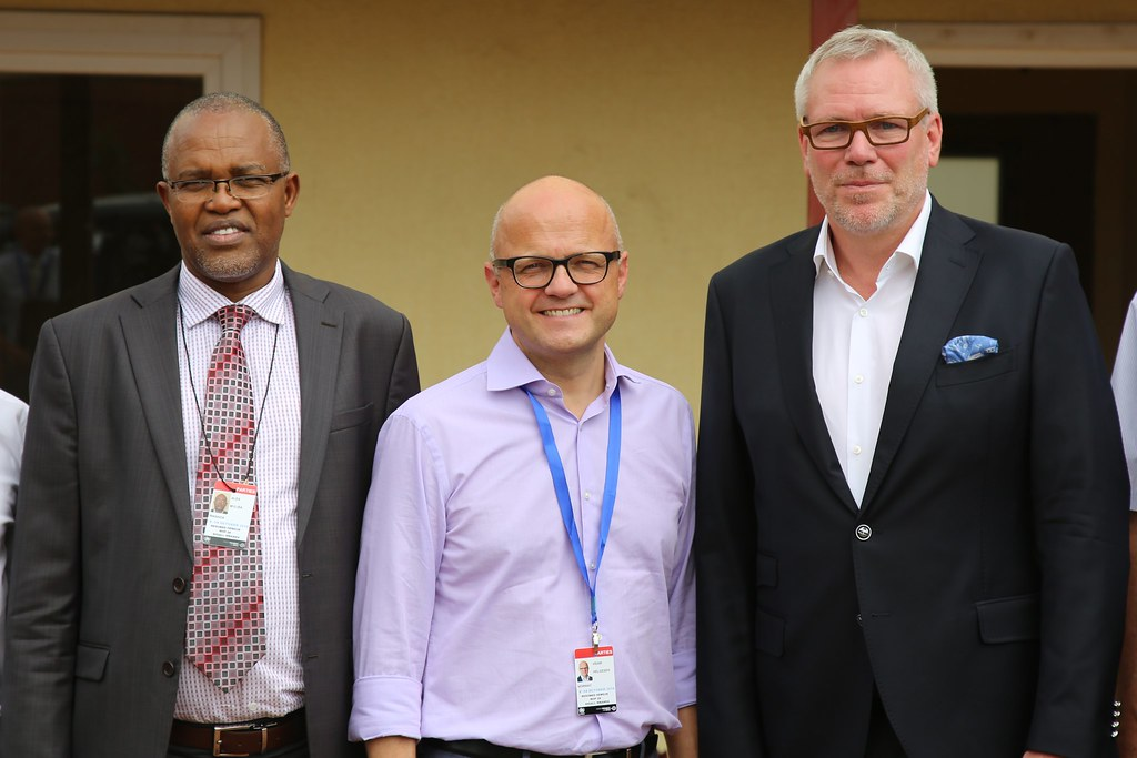 Norway Environment Minister and GGGI Director General visit Green Fund investments